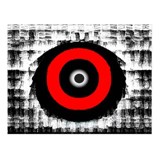 This Eye Has It Postcard