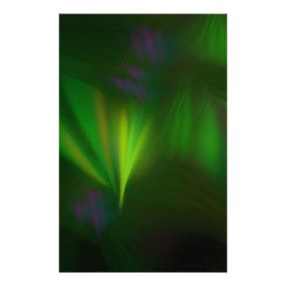 This fractal looks like aurora stationery