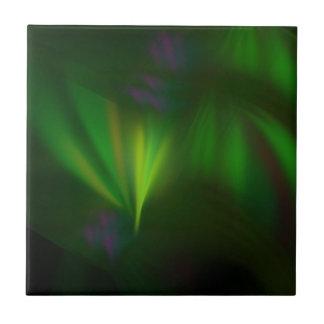This fractal looks like aurora tile