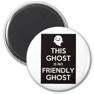 This Ghost Is No Friendly Ghost Magnets