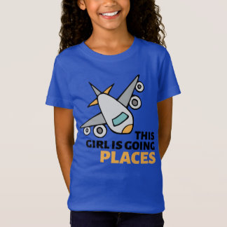 This Girl is Going Places T-Shirt