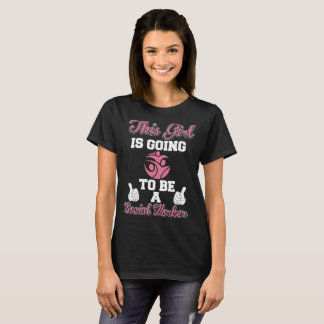 This Girl Is Going To Be A Social Worker Tshirt