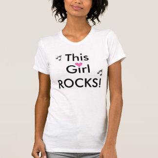 This Girl ROCKS! Shirts
