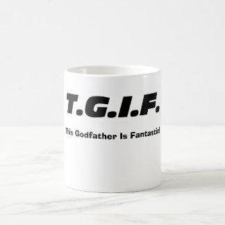 """This Godfather is Fantastic!"" Mug"