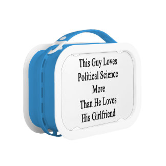 This Guy Loves Political Science More Than He Love Lunch Box