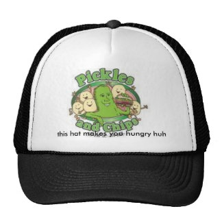 this hat makes you hungry huh