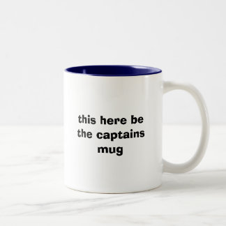 this here be the captains mug