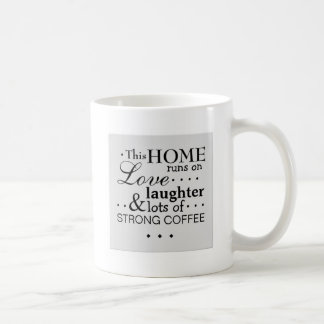 This Home Runs On... Mugs