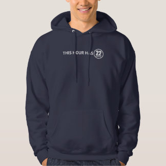 This Hour Has 22 Minutes Hoodie