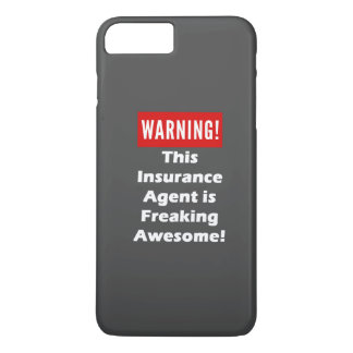 This Insurance Agent is Freaking Awesome! iPhone 7 Plus Case