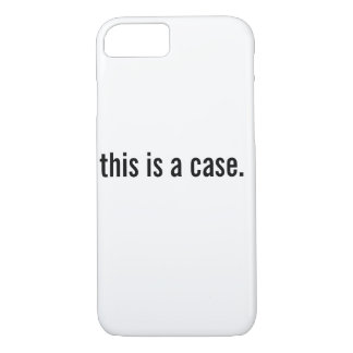 this is a case. iPhone 7 case