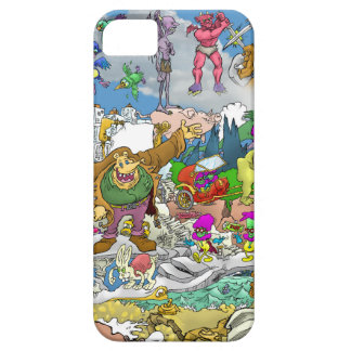 This is a world beyond ours, a new dimension. barely there iPhone 5 case