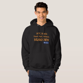 """This is an Official NFC North """"Trash Talk Division Hoodie"""