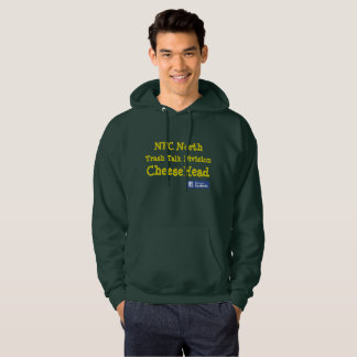 "This is an Official NFC North ""Trash Talk Division Hoodie"