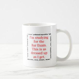 This is as dressed up... coffee mug