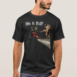 This Is D&D! T-Shirt