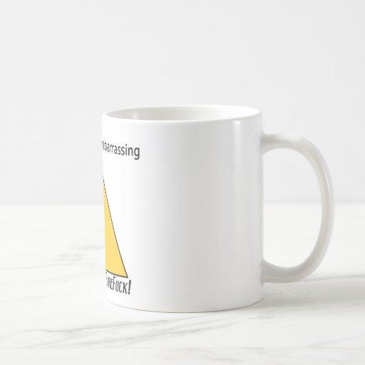 This is Embarrassing Coffee Mug