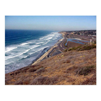 This Is From Torrey Pines State Park Postcard