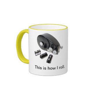 This is how I roll 35mm Film Loader Mug
