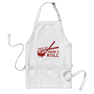 This Is How I Roll Standard Apron