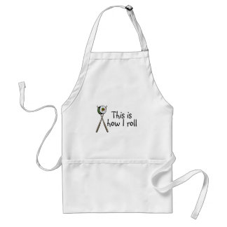 This Is How I Roll Sushi Standard Apron