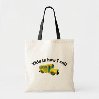 This is how I roll totebag Tote Bag