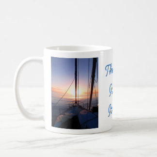 This Is It! Unravel Travel Coffee Mug