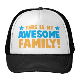 This is my AWESOME FAMILY! Cap