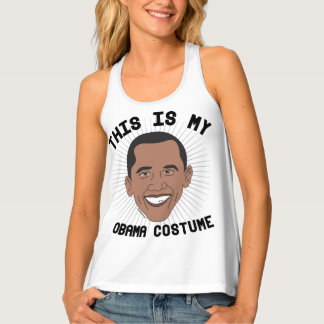 This is my Barack Obama Costume -- Election 2016 - Singlet