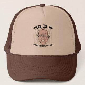 This is my Bernie Sanders Costume -- Election 2016 Trucker Hat