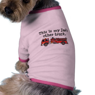 This Is My Dad's Other Truxk Pet Tshirt