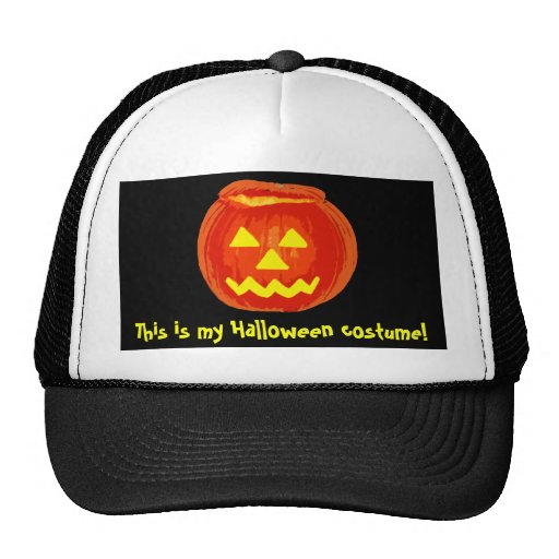This is My Halloween Costume Hat