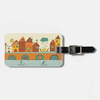 This is my Home Luggage Tag