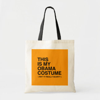 THIS IS MY OBAMA HALLOWEEN COSTUME - Halloween - p Bags