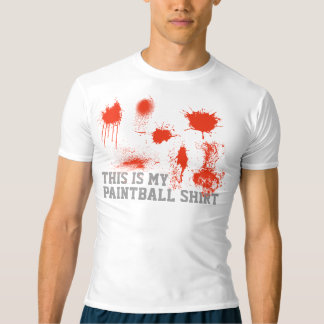 THIS IS MY PAINTBALL SHIRT