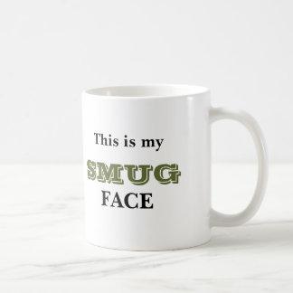 This is My Smug Face Mug