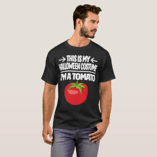 This Is My Tomato Halloween Costume Shirt