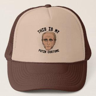 This is my Vladimir Putin Costume -- Election 2016 Trucker Hat