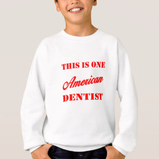 This Is One Dentist Great Gift Sweatshirt