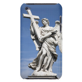 This is one of the angel statues of the famous barely there iPod cover