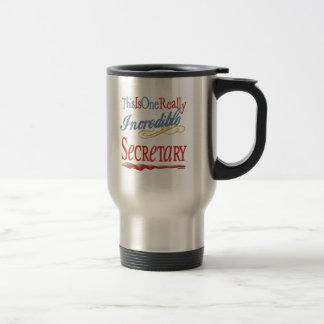 This Is One Really Incredible Secretary Gift Travel Mug