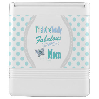 This Is One Totally Fabulous Mom Cooler
