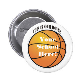 This is our house button. 6 cm round badge