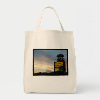 This is San Jose CA, Cambrian Park Carousel Tote