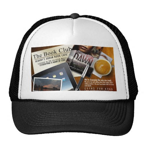 This is The Book Club Hats