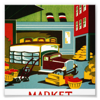 This is the Market... Art Photo