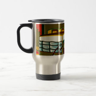 This is the Market... Stainless Steel Travel Mug