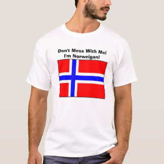 This is the official Norweigan Design!!! T-Shirt