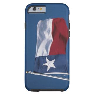This is the State Flag flying in the wind. it is Tough iPhone 6 Case