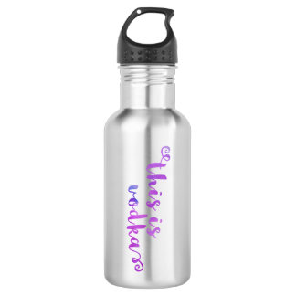 This is Vodka waterbottle 532 Ml Water Bottle
